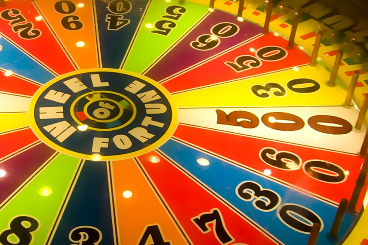 Lucky Wheel /12