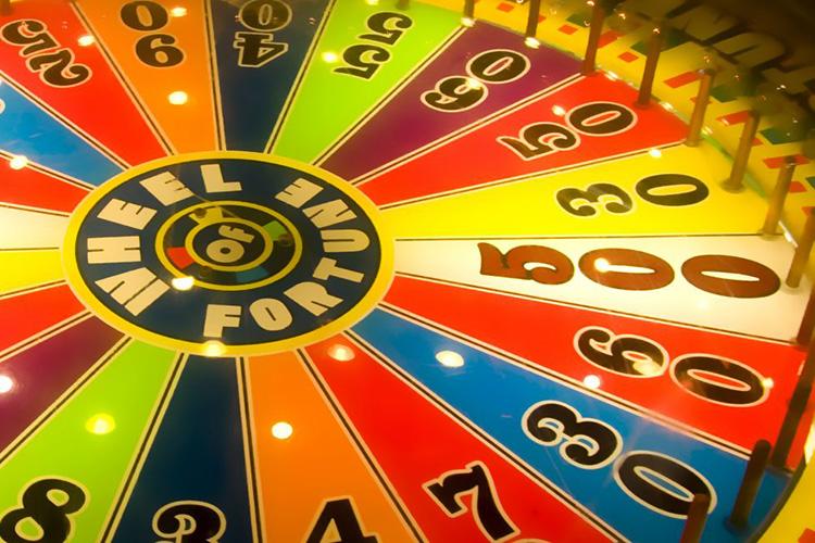 Lucky Wheel /18