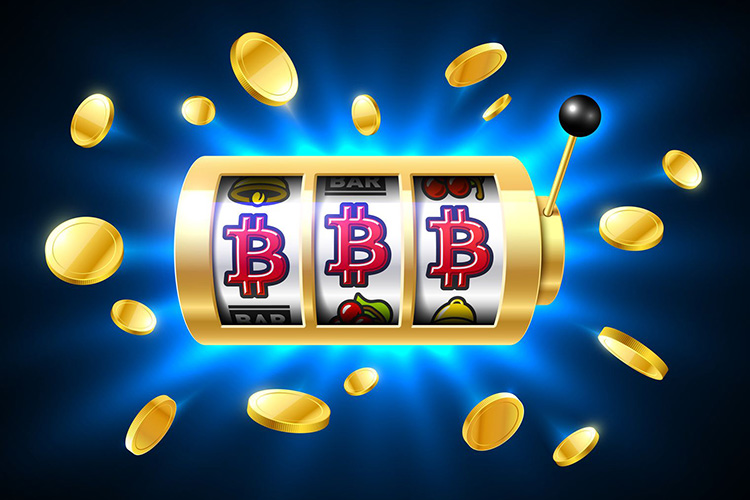 Crypto Miner Slots